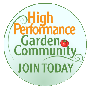High Performance Garden Community
