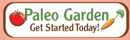 Paleo Garden Button