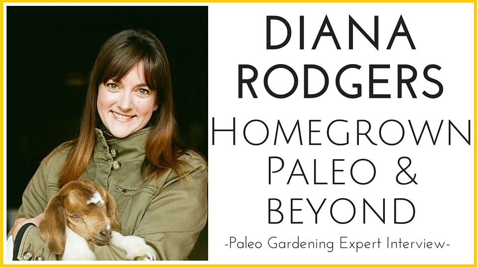 Diana Rodgers Homegrown Paleo Interview