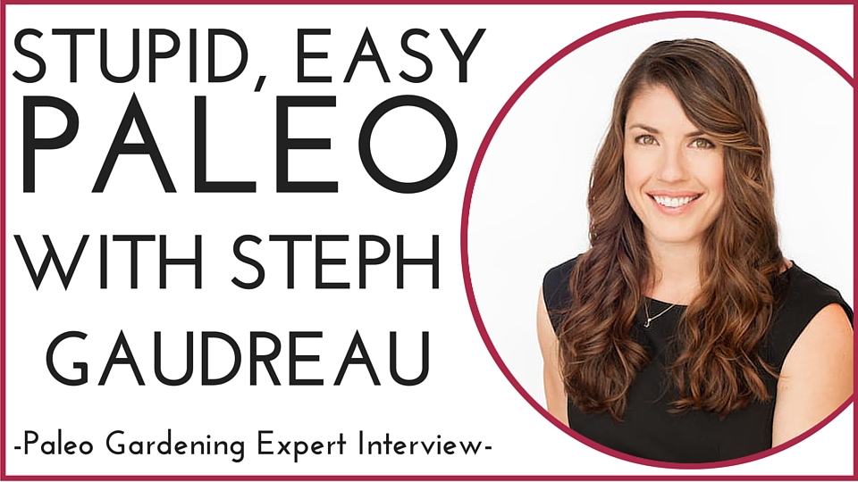 Steph Gaudreau & the Stupid Easy Paleo Lifestyle – Interview